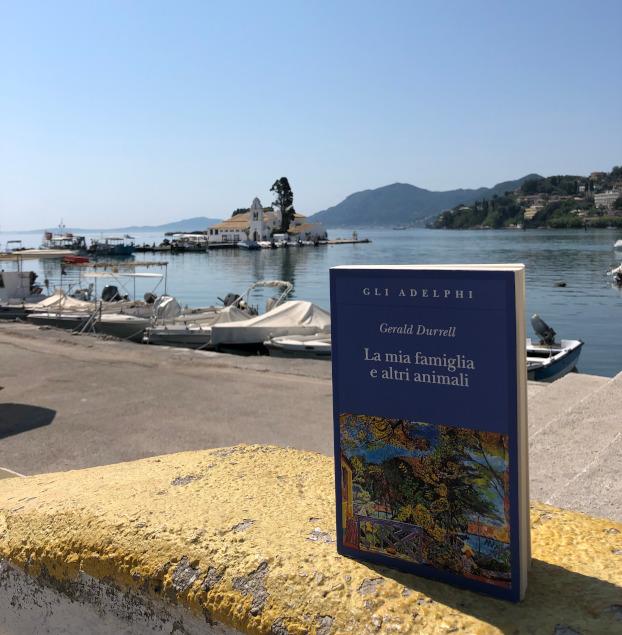 La nostra vacanza a Corfù…nell'isola dei Durrell!