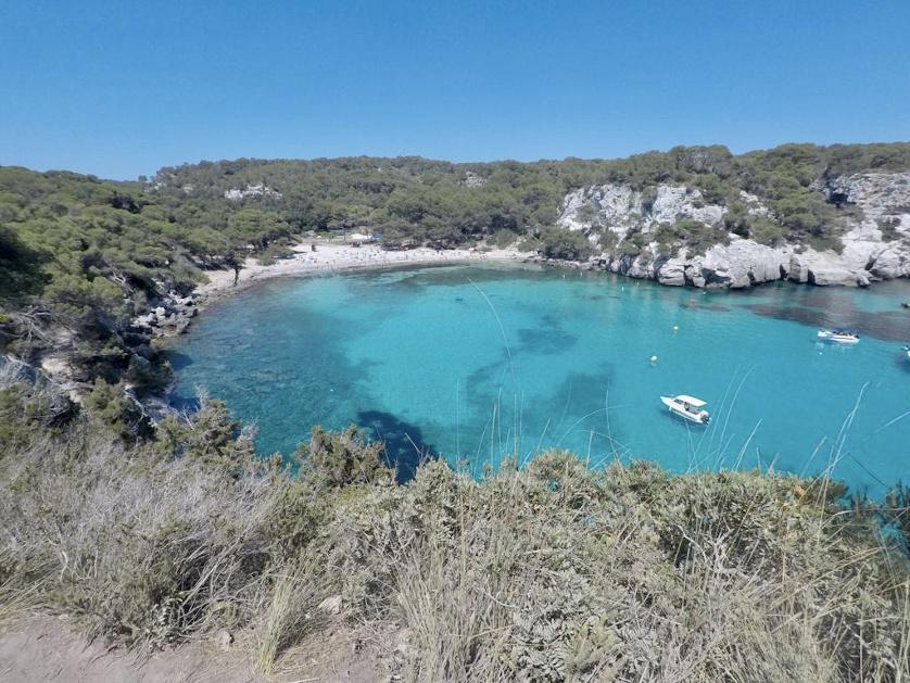 La nostra vacanza a Minorca