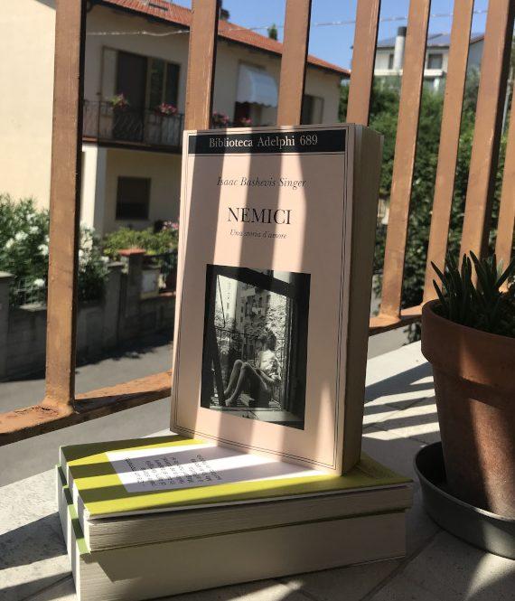 Nemici – una storia d'amore di I. B. Singer