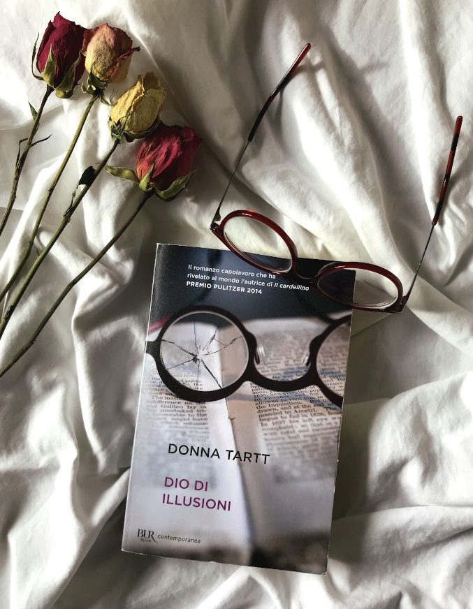 Dio di illusioni: l'esordio capolavoro di Donna Tartt!