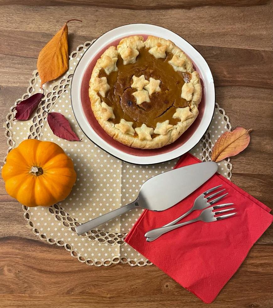 La Pumpkin Pie: la regina del Giorno del Ringraziamento