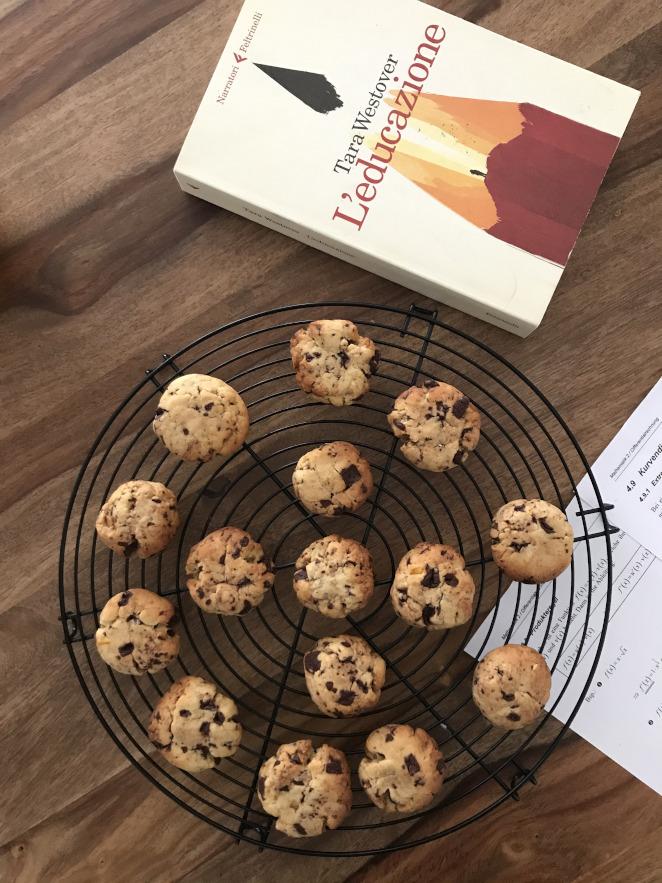 I biscotti alla zucca della nonna di Tara Westover