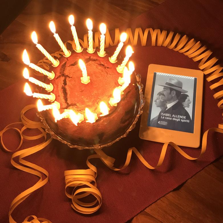 Siete tutti invitati al compleanno di Clara del Valle!