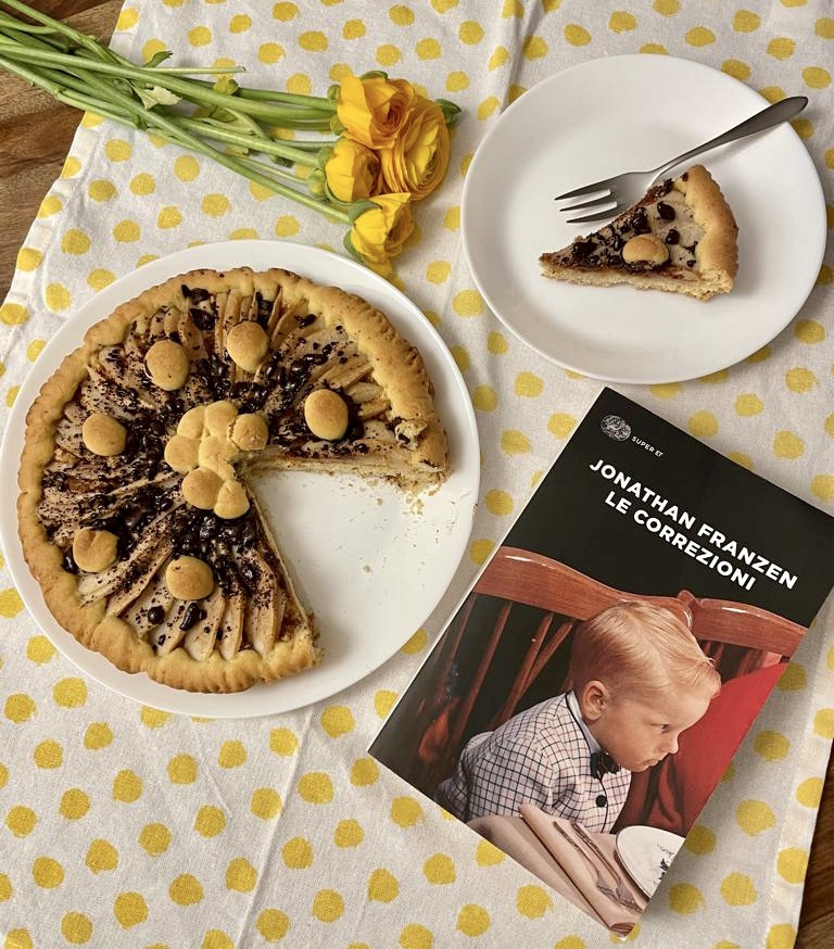 """Read more about the article Una fetta di torta alle pere per """"correggere""""…l'umore!"""