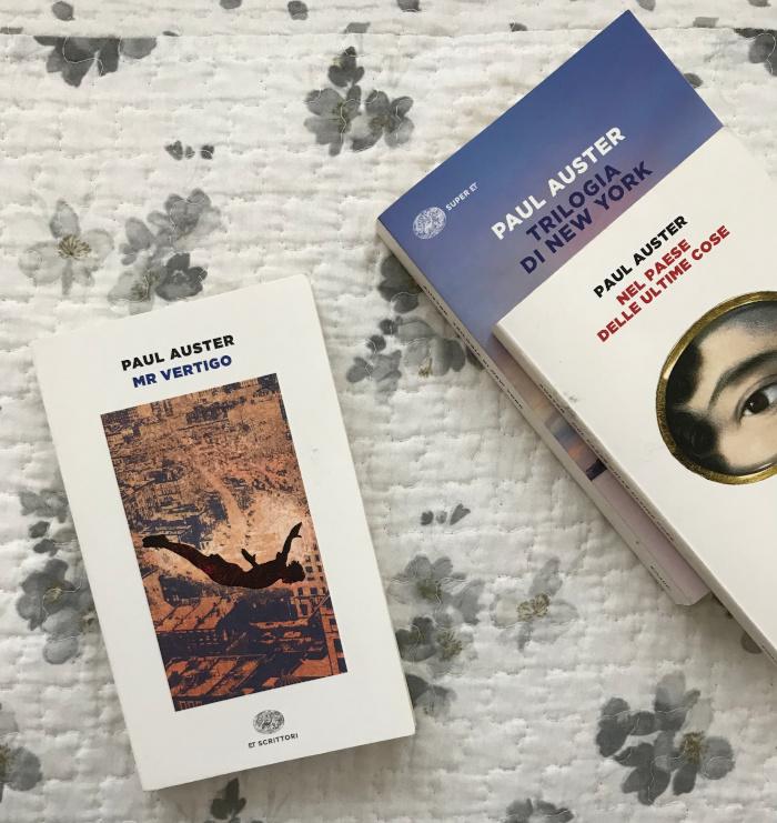 Mr Vertigo, romanzo di formazione tra sogno e realtà