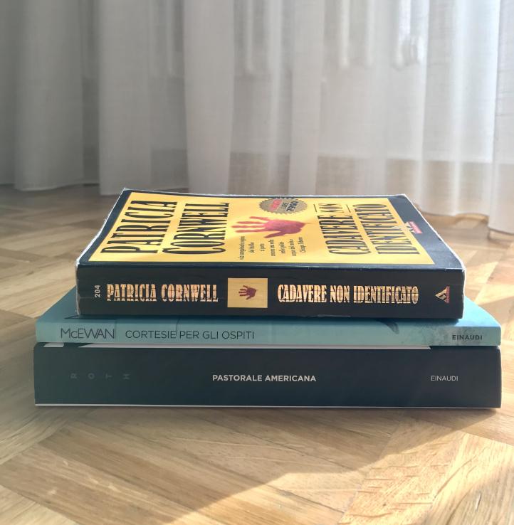 Read more about the article Le letture del mese: Cosa ho letto ad aprile?