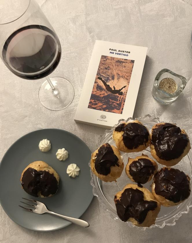 Read more about the article Il dessert con Mr Vertigo: i bigné che ti faranno volare!